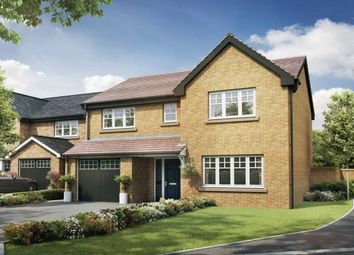 Thumbnail 4 bedroom detached house for sale in Grasmere Avenue, Farington, Leyland