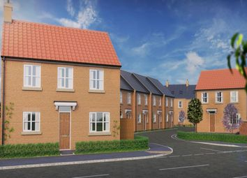 Thumbnail 4 bed detached house for sale in Gowthorpe, Selby