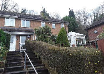 Thumbnail 3 bed semi-detached house for sale in Summer Crescent, Wrockwardine Wood, Telford