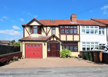 4 bed end terrace house for sale in Sycamore Avenue, Blackfen, Sidcup DA15