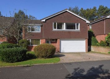 Thumbnail 5 bed detached house for sale in Primrose Hill, Cuddington, Cheshire