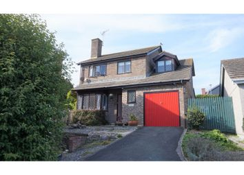 Thumbnail 4 bed detached house for sale in Grove Park, Torpoint