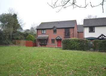 Thumbnail 2 bedroom flat for sale in Gittisham Close, Barton Grange, Exeter, Devon