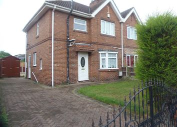 Thumbnail 3 bed semi-detached house to rent in Essex Drive, Bircotes