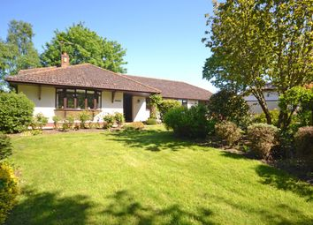 Thumbnail 4 bedroom detached bungalow for sale in Sowton, Exeter