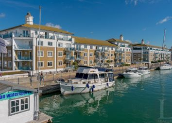 Thumbnail 2 bed flat for sale in Neptune Court, The Strand, Brighton Marina Village