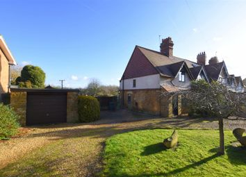 Thumbnail 3 bed end terrace house for sale in Station Road, Cropredy, Banbury