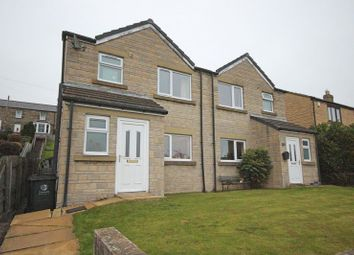 Thumbnail 3 bed semi-detached house for sale in Redesmouth Court, Bellingham, Hexham