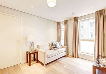 Thumbnail 1 bed flat to rent in Harbet Street, Merchant Square, London