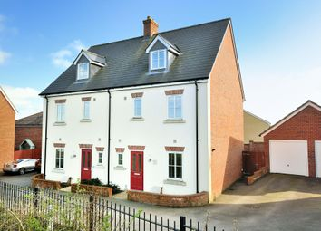 Thumbnail 4 bed property for sale in 5 Caldwell Close, Shaftesbury, Dorset