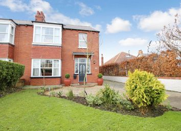 Thumbnail 4 bed semi-detached house for sale in Burniston Road, Scarborough