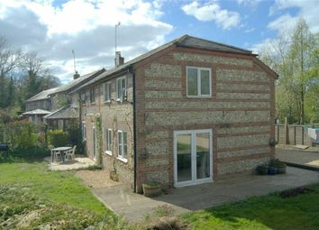 Thumbnail 4 bedroom semi-detached house for sale in Lamplands, Ramsbury, Wiltshire