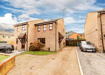 Thumbnail 3 bed semi-detached house for sale in Mendip Road, Bracknell