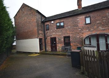 Thumbnail 3 bed end terrace house to rent in High Street, Halmer End, Stoke-On-Trent