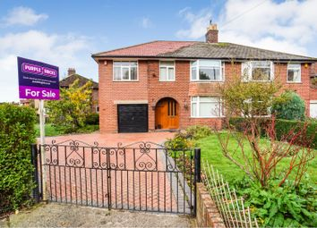 Thumbnail 5 bed semi-detached house for sale in Beechwood Avenue, Carlisle