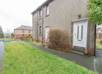 Thumbnail 2 bed flat for sale in Ramsay Crescent, Bathgate