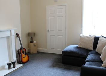 Thumbnail 1 bed flat to rent in Countess Avenue, Whitley Bay