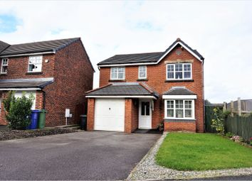 Thumbnail 4 bed detached house for sale in Bold Venture Way, Accrington
