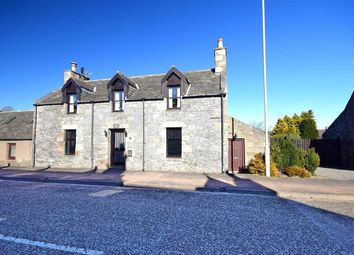 Thumbnail 3 bedroom semi-detached house for sale in Main Street, Tomintoul, Ballindalloch