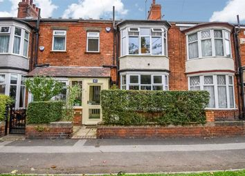 Thumbnail 3 bed terraced house for sale in Desmond Avenue, Beverley Road, Hull