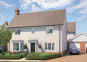 "Thumbnail 4 bed property for sale in ""The Holbrook"" at Factory Hill, Tiptree, Colchester"