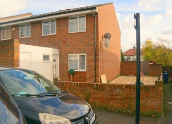 Thumbnail 3 bed end terrace house for sale in Lancaster Road, Northolt