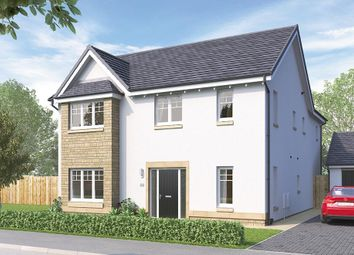 """Thumbnail 5 bed detached house for sale in """"The Durham"""" at Mauricewood Road, Penicuik"""