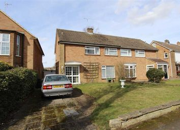 Thumbnail 3 bed semi-detached house for sale in Lime Grove, Leighton Buzzard