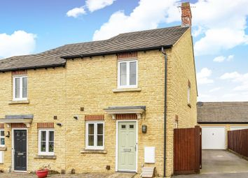 Thumbnail 2 bed end terrace house for sale in Boundary Way, Carterton