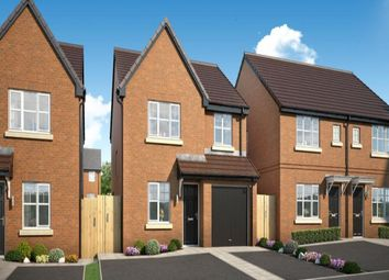 Thumbnail 4 bed detached house for sale in Newbury Road, Skelmersdale