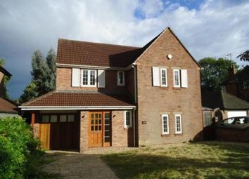 Thumbnail 4 bed detached house for sale in Blenheim Avenue, Southampton
