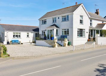 Thumbnail 6 bedroom detached house for sale in The Whitehouse, St Issey