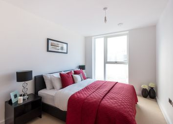 Thumbnail 1 bed flat to rent in 20 Norman Road, London