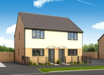 "Thumbnail 2 bedroom property for sale in ""The Ashmore At Roman Fields "" at Chamberlain Way, Peterborough"