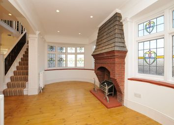 Thumbnail 4 bed semi-detached house to rent in Broadwalk, London