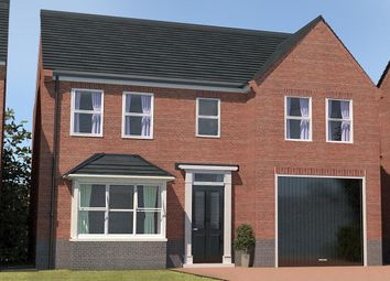 Thumbnail 4 bedroom detached house for sale in Lime Tree Park, Chesterfield