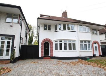 Thumbnail 4 bed semi-detached house for sale in Beaumont Road, Petts Wood, Kent