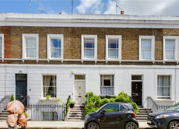 Thumbnail 4 bed terraced house for sale in Overstone Road, Hammersmith, London