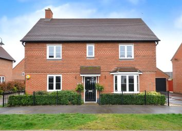Thumbnail 4 bed detached house for sale in Broadbridge Heath, West Sussex