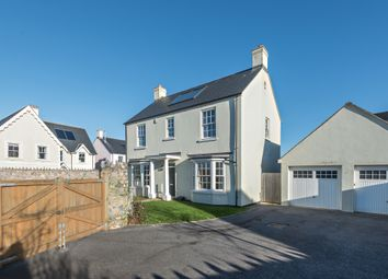 Thumbnail 4 bedroom detached house for sale in Andrews Park, Stoke Gabriel, Totnes