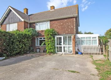 Thumbnail 2 bed semi-detached house for sale in Aubrey Close, Milford On Sea, Lymington