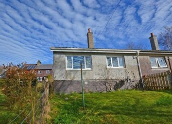 Thumbnail 1 bed semi-detached bungalow for sale in Creagan Park, Erray Road, Tobermory, Isle Of Mull