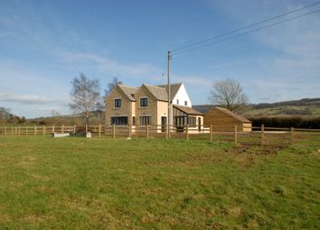 Thumbnail 4 bed detached house for sale in Berry Wormington Cottage, Cheltenham Road, Stanton, Nr Broadway