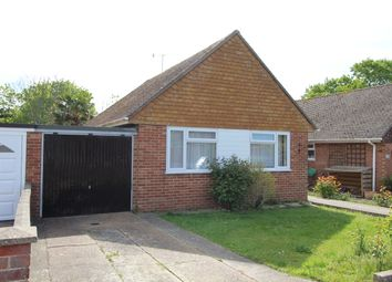 Thumbnail 3 bed detached bungalow to rent in Beaufort Road, Bedhampton, Havant