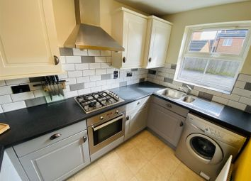 Thumbnail 2 bed end terrace house for sale in Station View, Hambleton, Selby