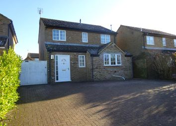 Thumbnail 4 bed detached house for sale in Corbett Road, Carterton