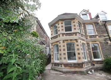 Thumbnail 1 bedroom flat to rent in Limerick Road, Redland, Bristol