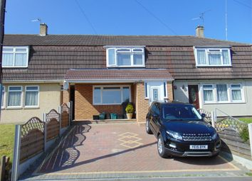 Thumbnail 3 bed terraced house for sale in Wyndham Crescent, Brislington, Bristol