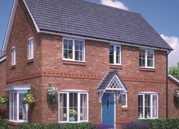 Thumbnail 3 bed detached house for sale in Wren Green, Bamber Bridge, Preston, Lancashire