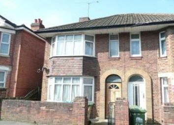 Thumbnail 4 bed terraced house to rent in Burlington Road, Southampton